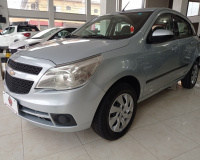 CHEVROLET AGILE 1.4 MPFI LT 8V FLEX 4P MANUAL 2011