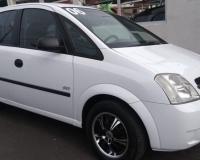 CHEVROLET MERIVA 1.8 MPFI JOY 8V FLEX 4P MANUAL 2006