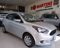 FORD KA 1.0 SE 12V FLEX 4P MANUAL 2018
