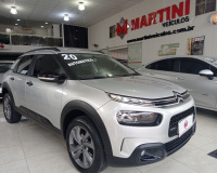 CITROEN C4 CACTUS 1.6 VTI 120 FLEX FEEL EAT6 2020